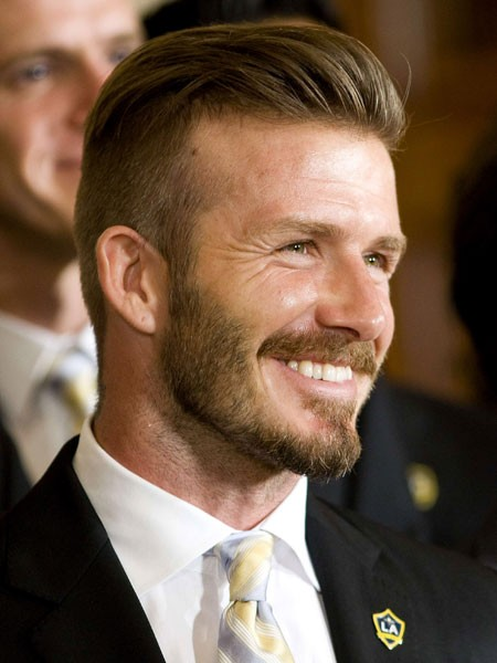 David Beckham's First Interview Post Retirement