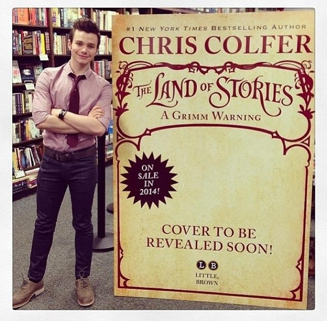 Chris Colfer Promises