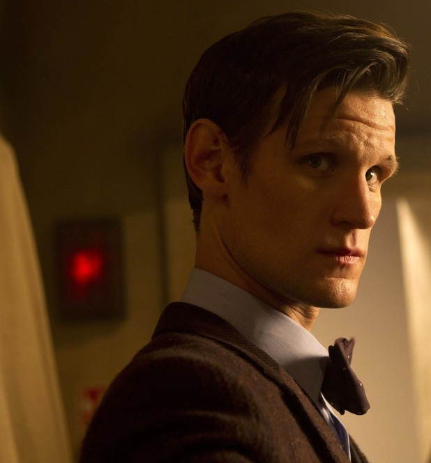 Matt Smith Likens The Doctor To James Bond