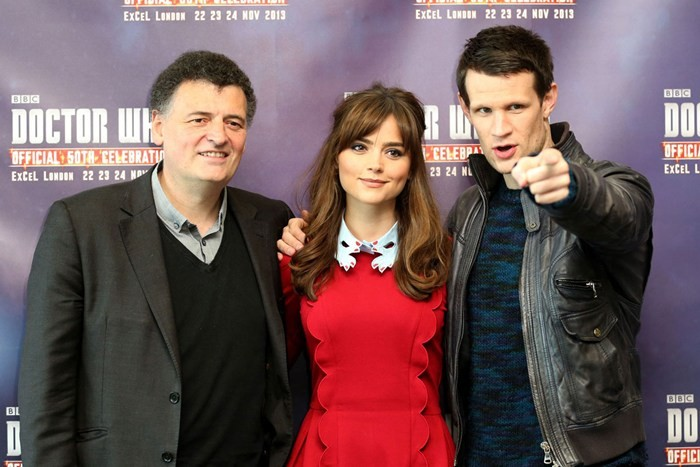 Doctor Who Stars Humbled By Fan Turn Out At London Event