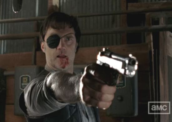 Pop Of Opinion: Why I Hate This Damaged, Vanilla Version Of The Walking Dead's The Governor