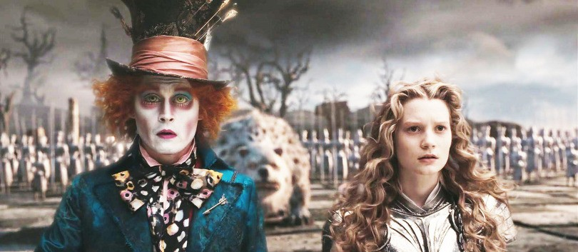 Alice In Wonderland 2 Will Keep Its Alice, But Not Its Director