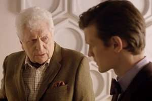 Tom Baker Says That Doctor Who Has Been His Whole Life