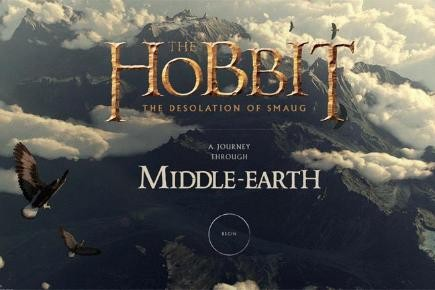 Middle Earth Finds Its Way To Google Chrome