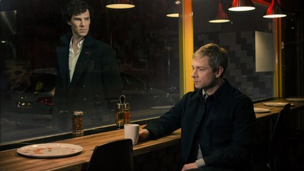 Spoiler Alert: Sherlock Series Three Teases Romance And Drama