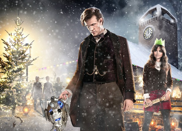 The Time Of The Doctor: New Poster, New Face Revealed