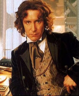 Paul McGann Unlikely To Play Doctor Who Again According To Showrunner Steven Moffat