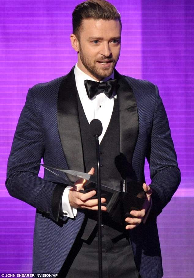 Justin Timberlake Takes Back The Night As The AMA's Big Winner, Did Your Favorite Artists Also Win?