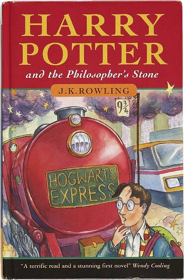 Harry Potter And The Philosopher's Stone Crowned U.K.'s Favourite Children's Book