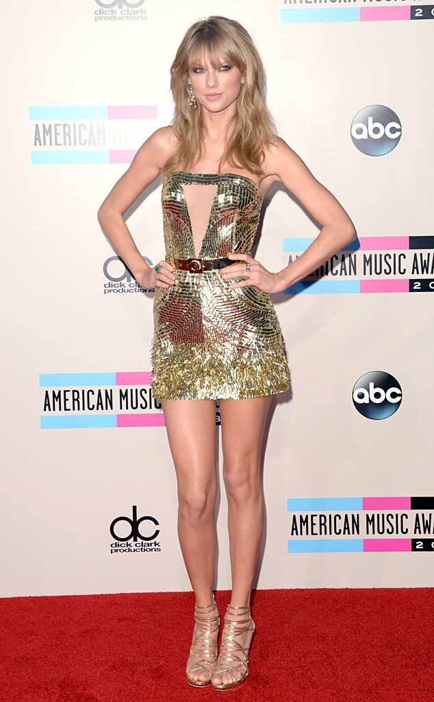 American Music Award Fashion: Who Soared And Who Sank?