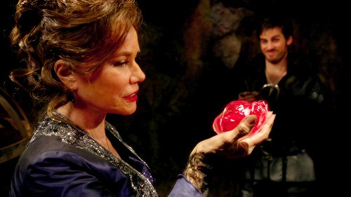 Barbara Hershey To Reprise Her Role As The Queen Of Hearts For Once Upon A Time In Wonderland