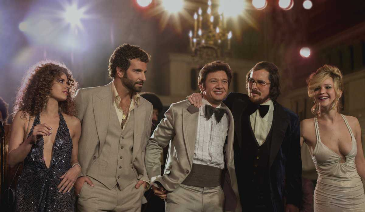 Meeting Clip From American Hustle Film Released