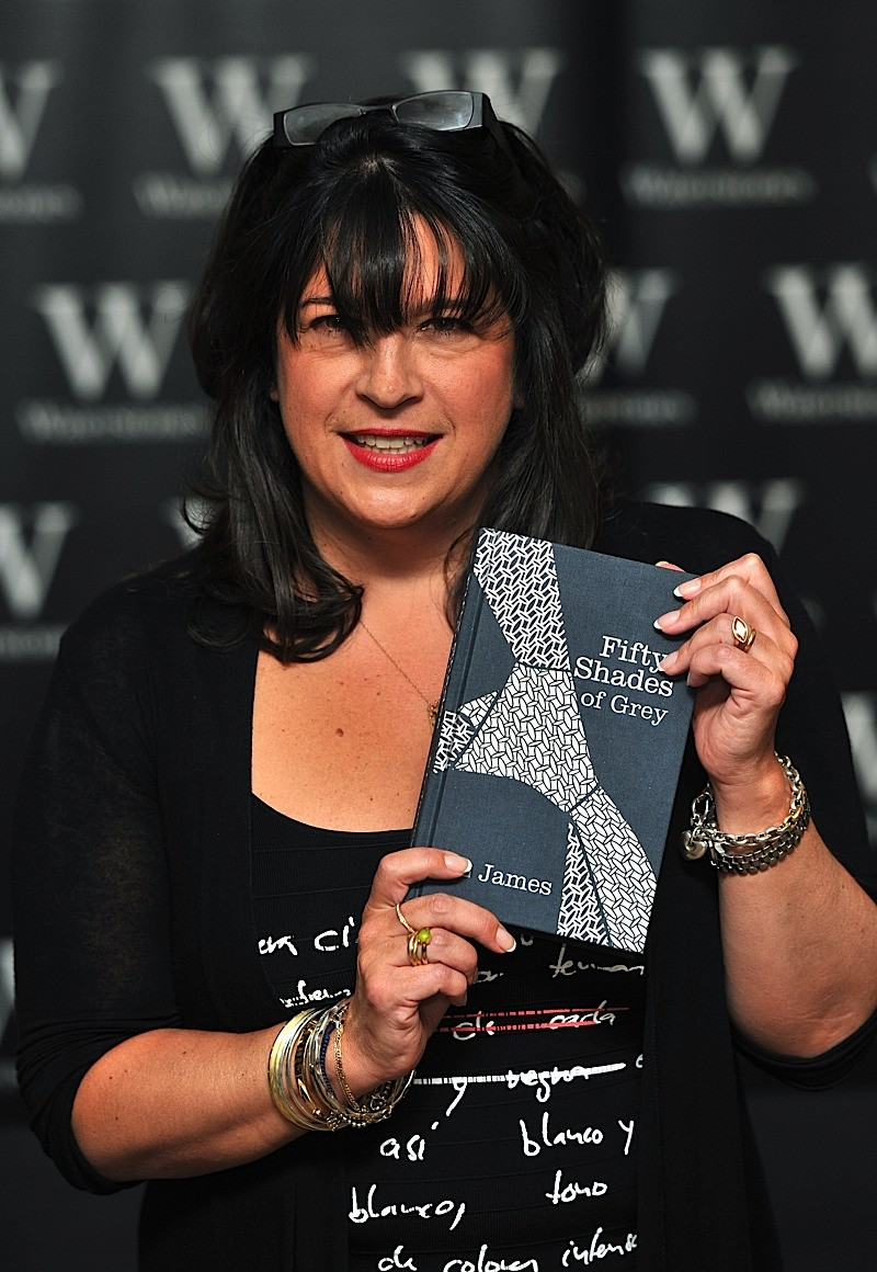 Fifty Shades of Grey Author E.L. James 'Terrified' About Upcoming Film Release