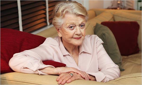 Angela Lansbury Set To Take The London Stage By Storm After 40 Years