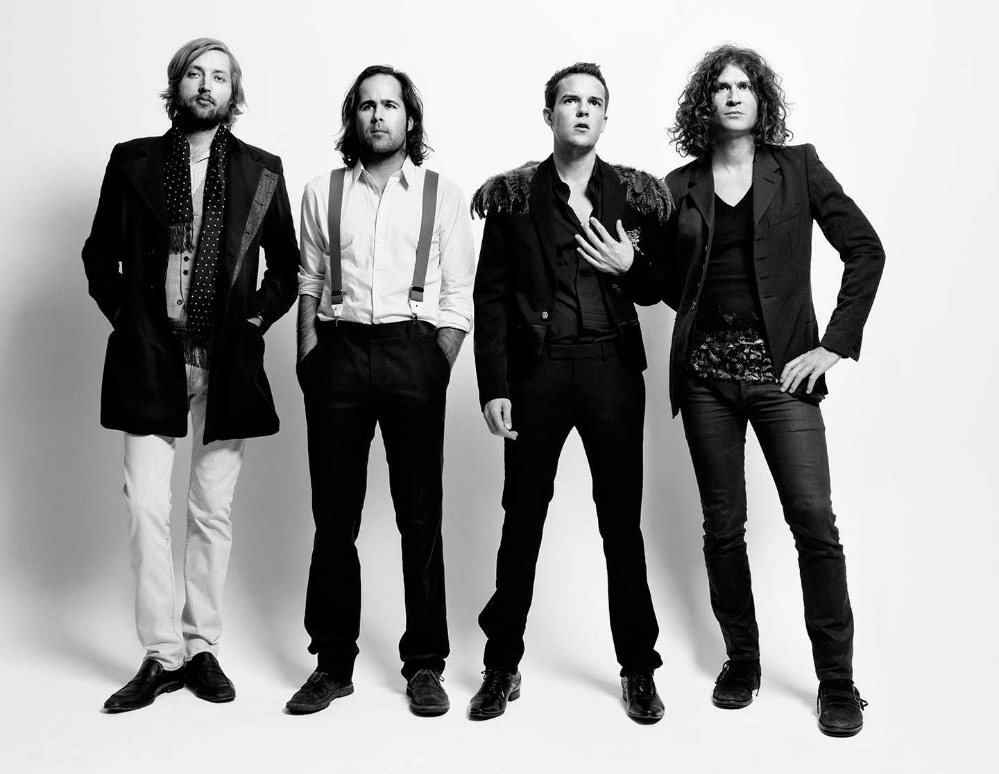 The Killers' Christmas Tradition Continues With