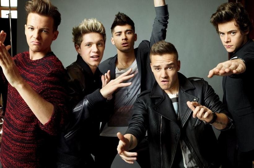 One Direction Rules The U.K. Charts With Fastest Selling Album This Year