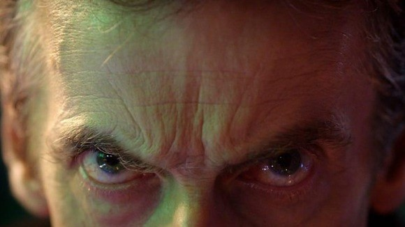 Peter Capaldi's Doctor Will Be An