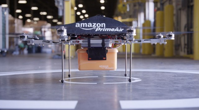 Amazon Steps Into The Future With Unmanned Drones Delivering Your Goods In 30 Minutes