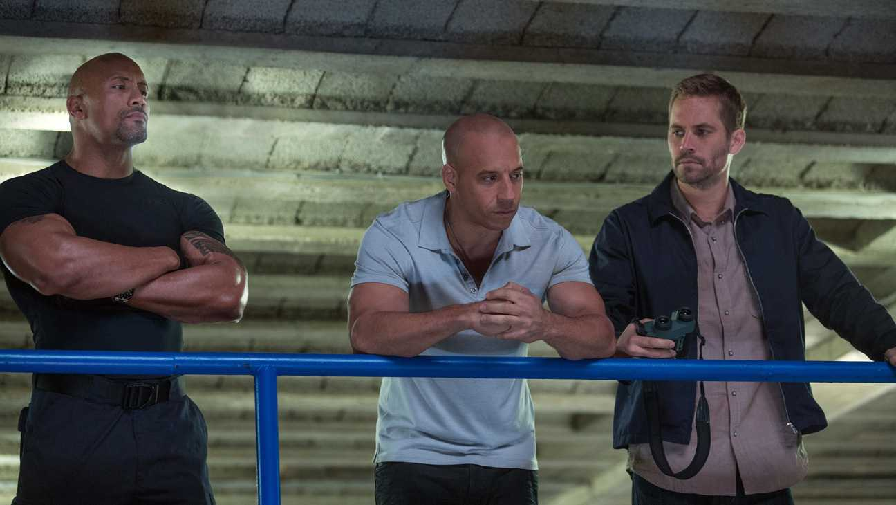 Production Halted On Fast & Furious 7 After Paul Walker's Death