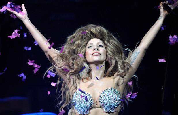 Lady Gaga Announces artRAVE: The ARTPOP Ball Tour via Twitter