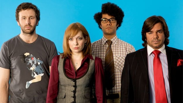 IT Crowd Night Airs On Christmas Eve