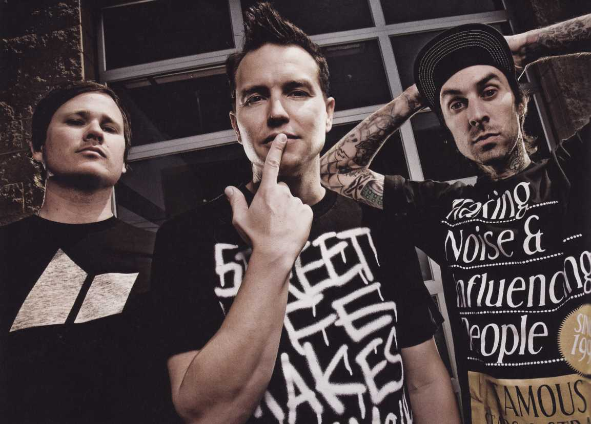 Blink-182 Headlines Reading And Leads 2014 Festival
