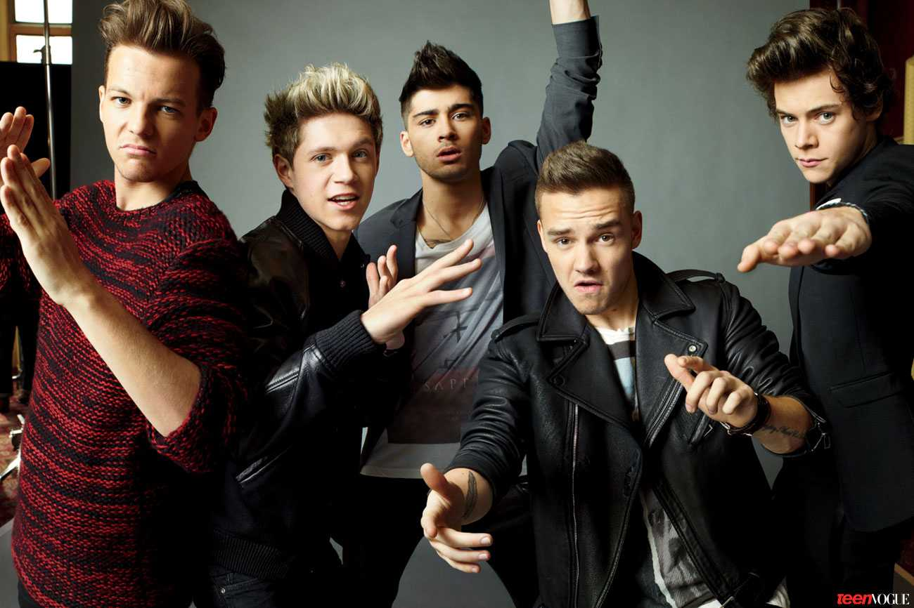 One Direction Makes History With Third Consecutive Number One Album