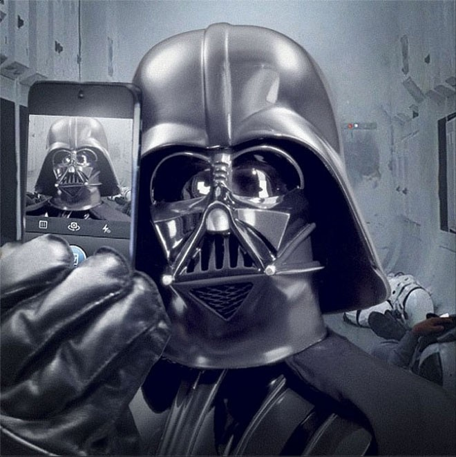 Star Wars Uses A Special Friend To Launch Its Instagram Account