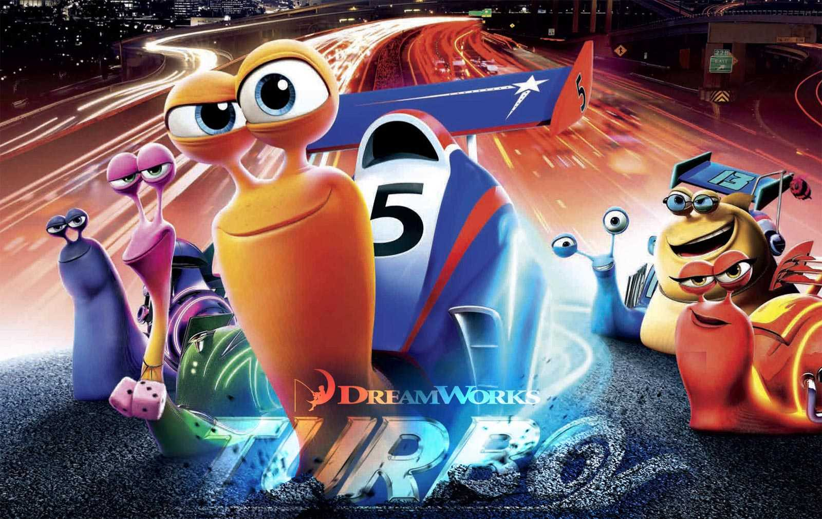 Turbo Movie And Series Making It's Way To A Netflix Screen Near You