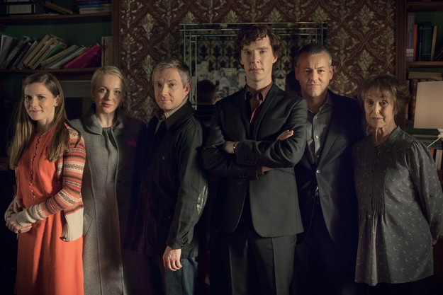 Sherlock Fans Are In For A Treat: Over 30 New Photos From Season Three Are Released