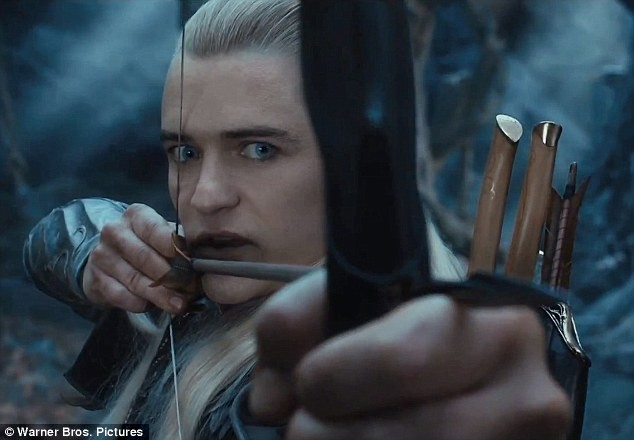 Orlando Bloom Confesses To Not Having Read Lord Of The Rings