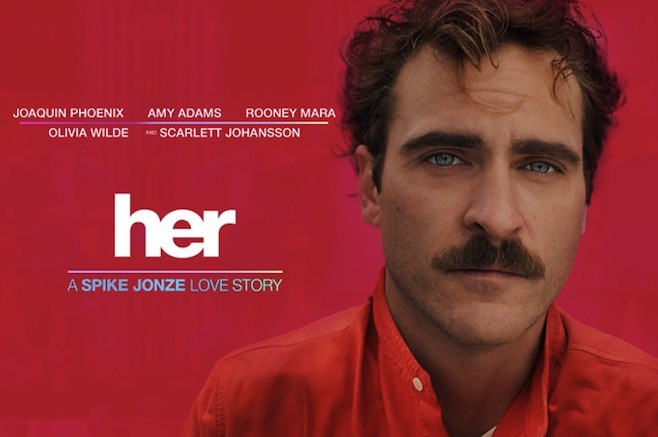Second Trailer For Spike Jonze's Sci-Fi Film Her Released