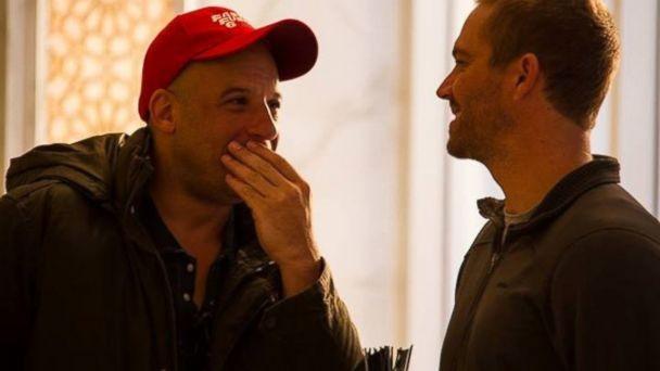 Vin Diesel Speaks Out About Paul Walker's Death