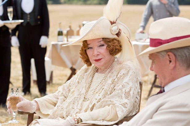 First Look At Rose's Debut In The Downton Abbey Christmas Special