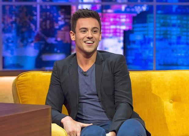 Tom Daley Gushes About New Love On The Jonathan Ross Show