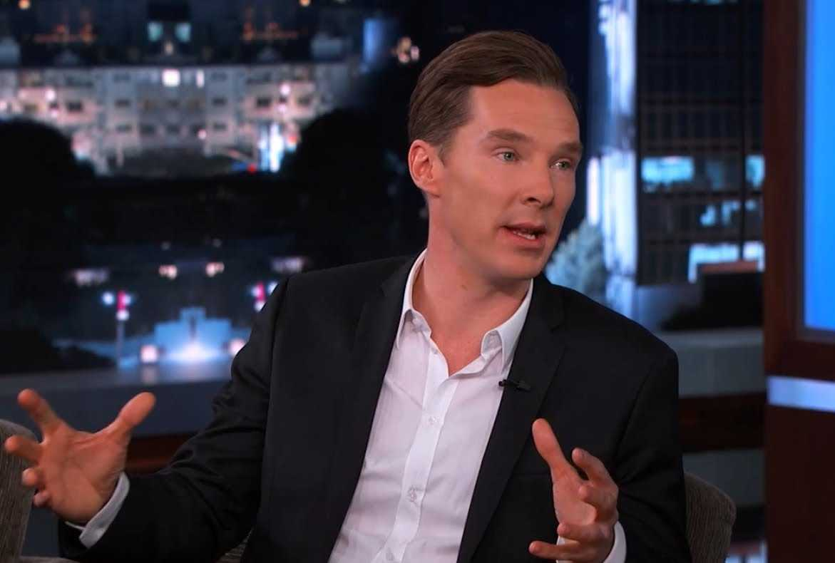 Benedict Cumberbatch Heats Up Your Screen With A Dramatic Reading Of R. Kelly's