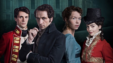 BBC Releases First Look At Jenna Coleman And Company In Death Comes To Pemberley
