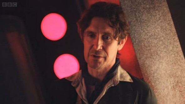 Paul McGann Says Returning To Doctor Who Was A Real Privilege