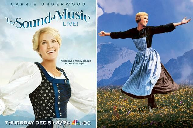 PopWrapped's Favorite Sound Of Music Moments; Can The Live Show Stack Up To The Magic Of The Original?