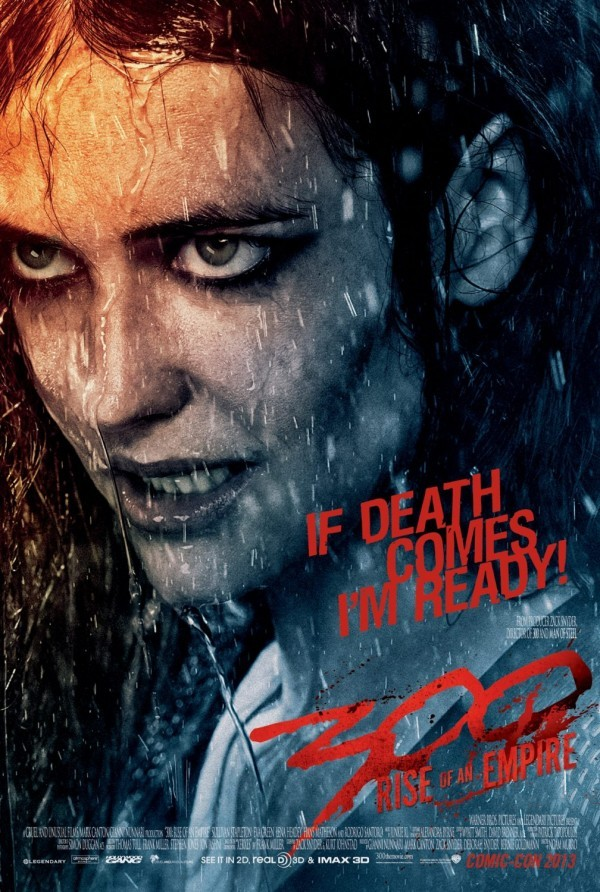 300: Rise Of An Empire Trailer Spotlights Eva Green's Artemisia