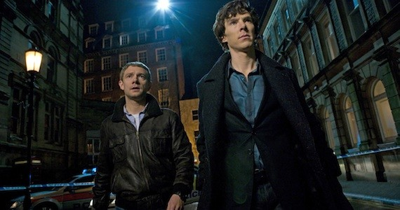 Benedict Cumberbatch Talks About Dead Bunnies And Sherlock Fans