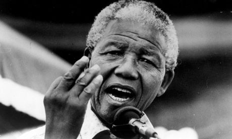 Screen Stars Pay Tribute To Nelson Mandela