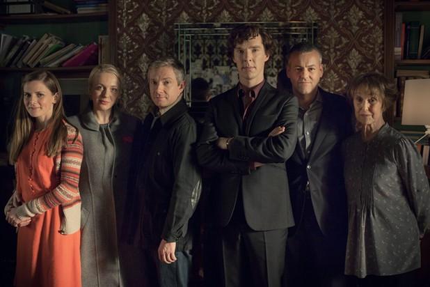 Suspense Of Sherlock's Return Is Killing Benedict Cumberbatch