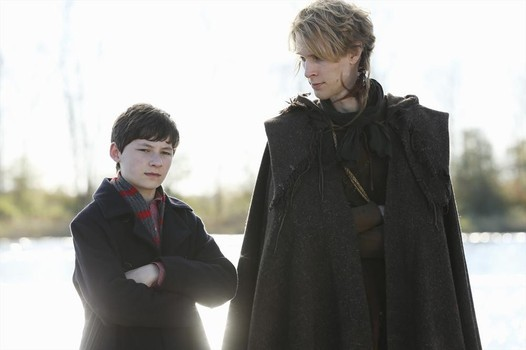 Pan-Henry Masters Mischief While The Charmings Outsmart Medusa On This Week's Once Upon A Time