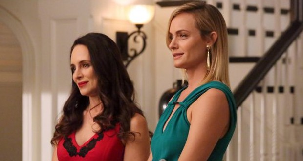 """No """"Surrender"""" of Power This Week on Revenge"""