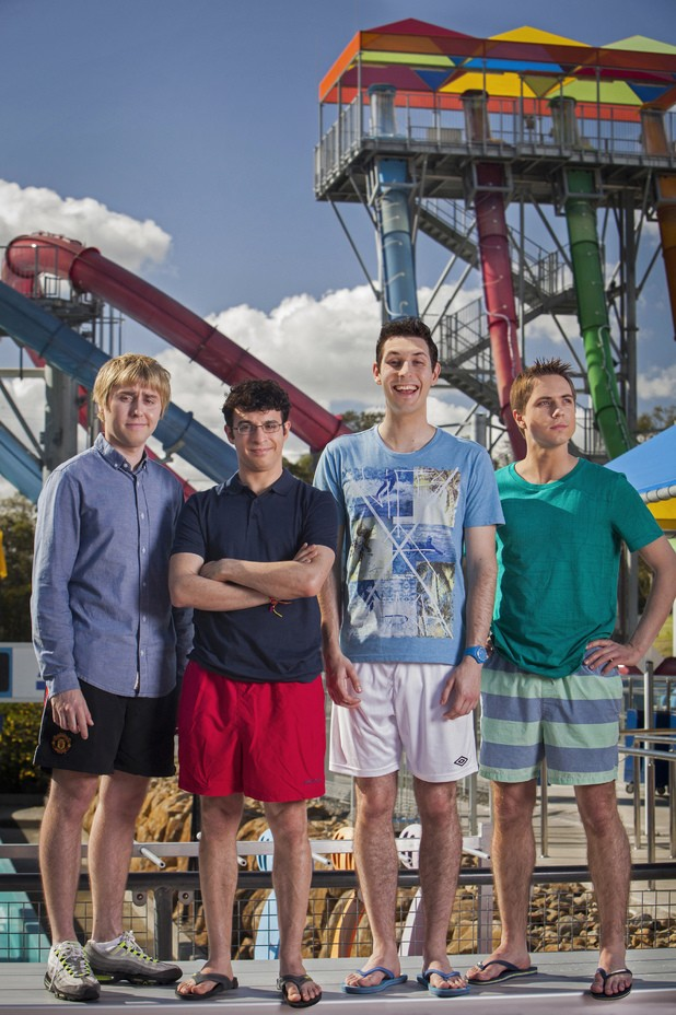 First Look At The New Inbetweeners Movie 2 Is Released