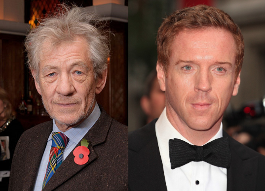 Sir Ian McKellen Responds To Damian Lewis'