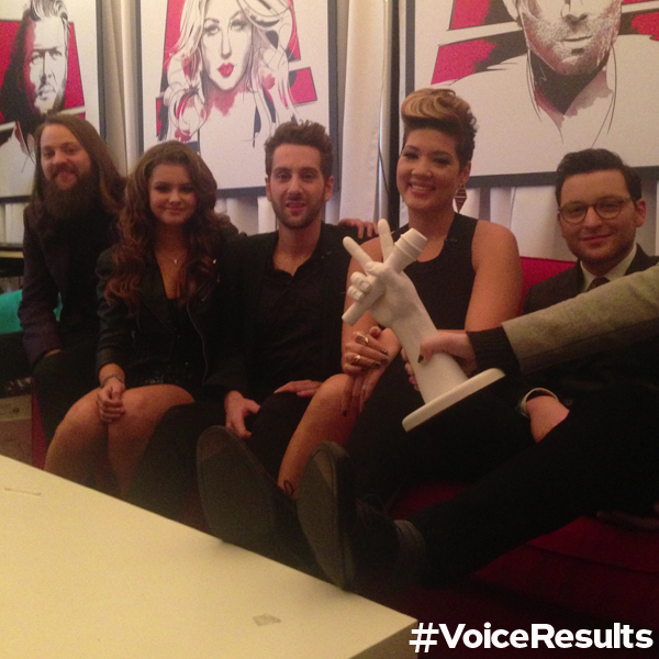 The Top 3 Have Been Decided On The Voice: Who Made It To The Finals?