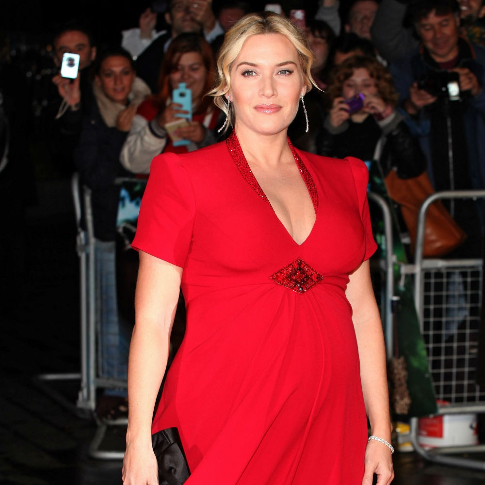 Kate Winslet Welcomes A Little Rocknroll