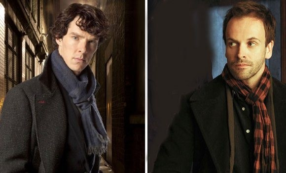 Benedict Cumberbatch Reveals There's No Rivalry Between The UK And US Sherlocks